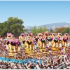 新居浜太鼓祭り 2015の日程は?見どころは?交通規制は?