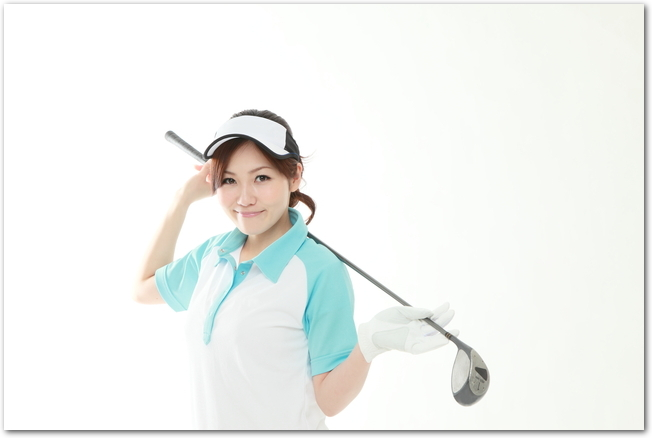 夏でも爽やかプレーにするゴルフ女子オススメのヘアスタイル