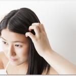 頭皮の乾燥のフケやかゆみって治るの?対策方法と食べ物について