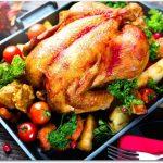 鶏肉をオーブンで焼くコツは?温度と時間はどのくらい?